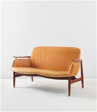 sofa, model no. nv53 by finn juhl