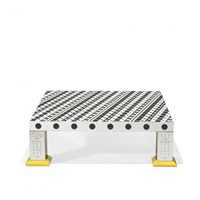 coffee table (from the ollo collection) by alchimia