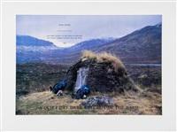wind stones by richard long