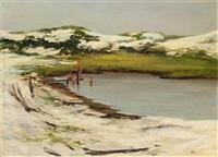 boys on the beach by robert r. bliss
