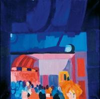 el carrer robadors by francesc artigau