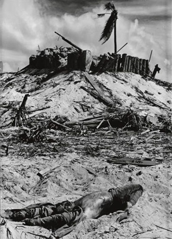 the vanquished on tarawa by w eugene smith