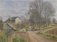 lundie brae, angus by james mcintosh patrick