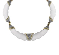 a necklace by la triomphe