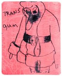 trans gum by paul mccarthy