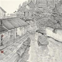 水乡 by zhou jingxin
