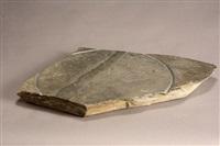 slate grind #2 by robert smithson