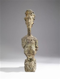 buste de femme by alberto giacometti