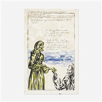 untitled (is there anything...) by raymond pettibon