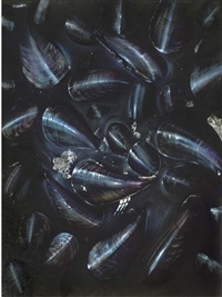 mussels by paul karslake