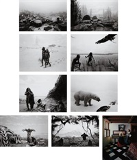 the origins of love (8works) by hiroshi sugimoto