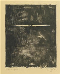 painting with two balls ii by jasper johns
