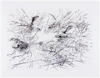 untitled (pulse) by julie mehretu