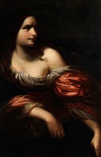 judith mit dem haupt des holofernes by simone pignoni