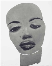 supermodel by marlene dumas