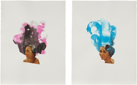 artwork by lorna simpson