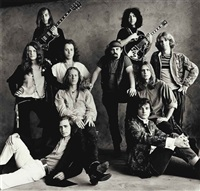 rock groups, san francisco, 1967 by irving penn