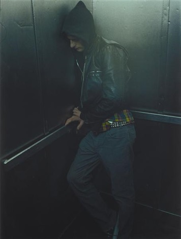 untitled (elevator), new york by ryan mcginley