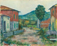case rosse by ardengo soffici