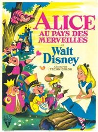 alice au pays des merveilles by walt disney