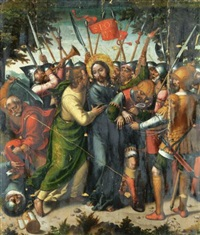 the arrest of christ by juan correa de vivar