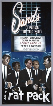 a place in the sun (from the rat pack series) by nicholas macchio