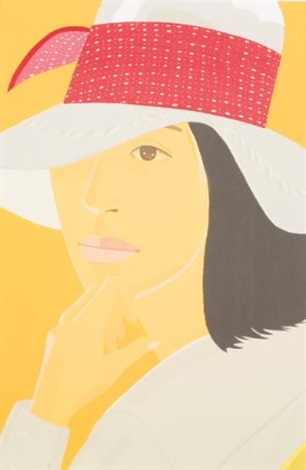 the red band by alex katz