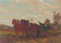 the ploughteam by charles coumont