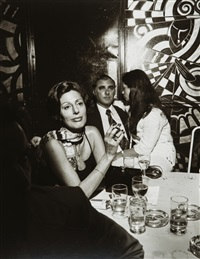 regines, nyc by larry fink
