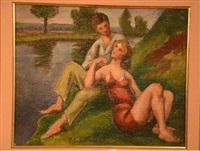 couple by paul-emile colin