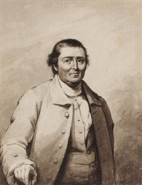 portrait of joseph trumbull by john trumbull