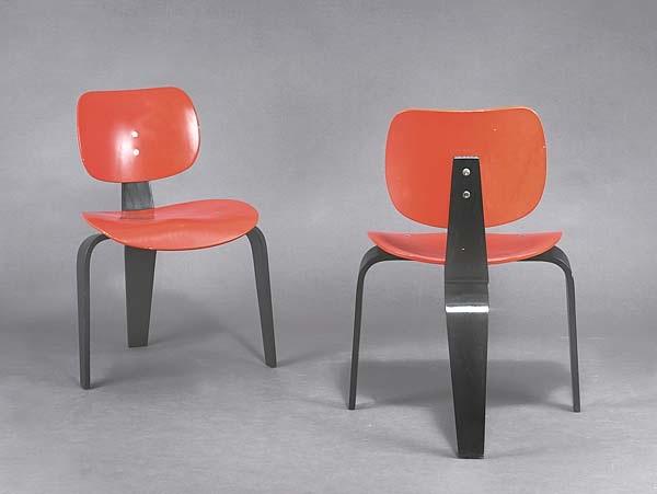 Stuhl Se 42 Another Pair Von Egon Eiermann Auf Artnet