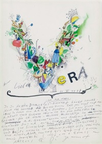 grosses v by jean tinguely