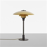 table lamp by poul henningsen