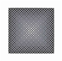 kezdi - gris by victor vasarely