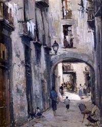 carrer candelas by joaquim asensio