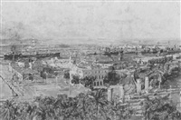 the port at malaga by shirl goedike