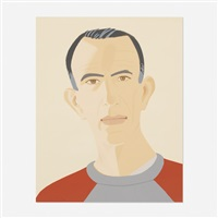 sweatshirt ii (from alex and ada, the 1960s to the 1980s portfolio) by alex katz