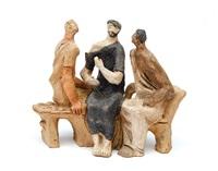figure group 2 by lyndon raymond dadswell