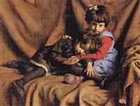 le due bambine by garzia fioresi