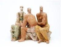 figure group 3 by lyndon raymond dadswell