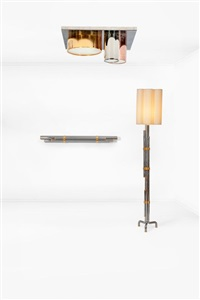 plafonnier modèle hublots by mattia bonetti