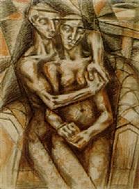the embrace by lyndon raymond dadswell