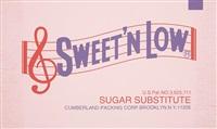 sweet'n low by sylvie fleury