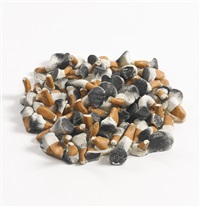 untitled (cigarette butts) by will ryman