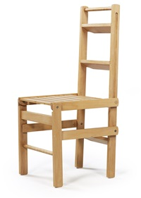 ladder chair by friedrich mocnik