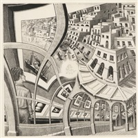 print gallery by m. c. escher