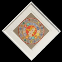 marilyn (from the american dream portfolio) by robert indiana