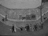 scène de mariage by louis quilici