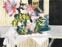 bouquet de fleurs by claude nachin